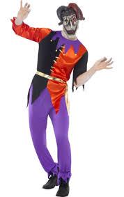 Halloween Jester Costume Evil Jester Costume Halloween 13 Evil Jester