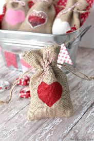 burlap gift bags diy s day burlap gift bags
