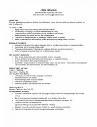 Housekeeping Supervisor Resume Sample by Babysitter Resume Babysitter Resume No Experience 18 Best