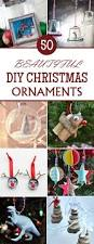 Make Christmas Decorations At Home by Beautiful Diy Christmas Ornaments You Can Make At Home