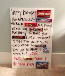 25 best ideas about birthday large birthday card ideas birthday cards 25 best candy birthday