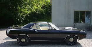 1970 Cuda Interior 1970 Plymouth U0027cuda V Code 440 6 Pack Black Very Rare Fully
