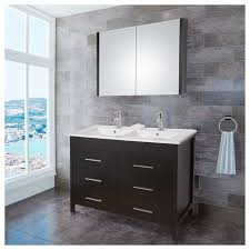 awesome 48 inch double bathroom vanity 48 inch vanity simpli home