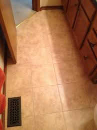 handy in ks installing luxury vinyl tile with grout