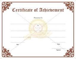 25 trending certificate of achievement template ideas on