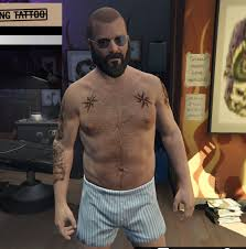 michael russian mafia tattoo u0027s gta5 mods com