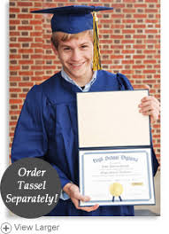 homeschool graduation cap and gown graduation package with personalized homeschool diploma graduation