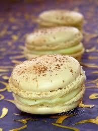 macaron hervé cuisine macarons a la ganache au chocolat blanc les petits plats dans les