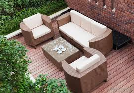 what are the different types of outdoor porch furniture