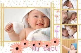 beautiful baby photo album u2013 20 free psd ai vector eps format