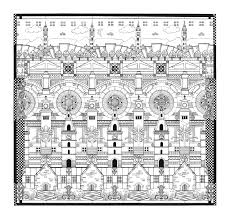 Tenement Floor Plan by Artmarcollage Marion Gardyne Visual Artist Collage Art