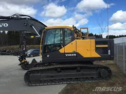 volvo usa used volvo ec220e crawler excavators year 2016 price 211 988