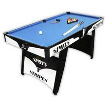 5ft Folding Pool Table Buy Hy Pro 5ft Folding Snooker And Pool Table At Argos Co Uk