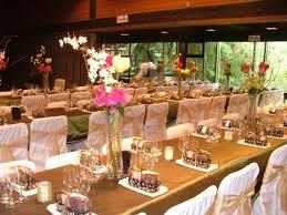 Vandusen Botanical Garden Wedding Wedding Receptions Floral Floral Wedding Recept Flickr