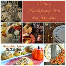 22 easy thanksgiving decor and food ideas liz