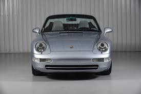 silver porsche carrera 1995 porsche 911 carrera 993 polar silver cabriolet tesla