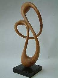 contemporary wood sculpture artists a contemporary wood sculpture by spielman circa 1980 9