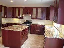 kitchen design cherry cabinets cabinets glamorous kitchen design gas range hood two level