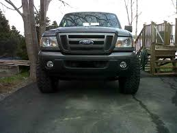 ford ranger lifted cars