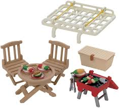 sylvanian families furniture u0026 accessories sets choose your set