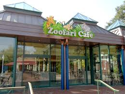 Ottoman Zoo Zoofari Café