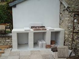 barbecue cuisine d formidable barbecue en brique fait maison 9 les 25 meilleures