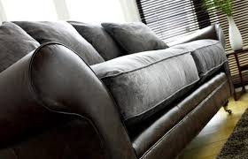 Fabric Leather Sofa Atlanta Leather Fabric Sofa Leather Sofas