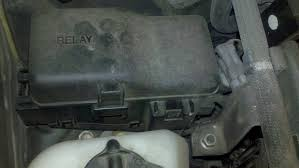 2007 toyota camry hybrid engine relay clicking noise