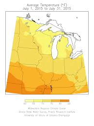 Normal Illinois Map by July Weather Summary Another Wet Month For Parts Of Central Il
