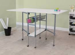 Folding Sewing Cutting Table Sew Ready Sew Ready Hobby And Fabric Cutting Table Reviews Wayfair