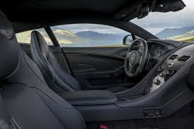 aston martin cars interior enhancements for aston martin vanquish and rapide s revised