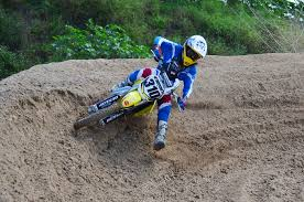 when was the first motocross race bartow motocross