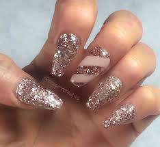 23 beautiful nail art designs for acrylic nails 26 winter acrylic