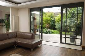 Glass For Sliding Patio Door Interior Doors Lowes Patio Hinged With Blinds Between Glass