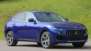 maserati price 2017 maserati levante review with price horsepower and photo gallery
