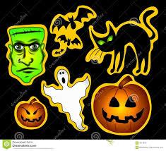 various halloween clip art stock photography image 3312632