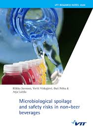 k lner spr che microbiological spoilage and safety risks in non beverages