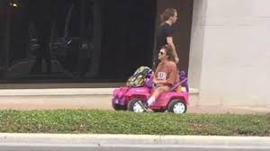 power wheels jeep barbie welcome to internet fame texas state u0027s barbie jeep lady