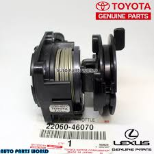 lexus gs300 for sale in bahrain new genuine oem lexus gs300 is300 throttle body lever sensor 22060