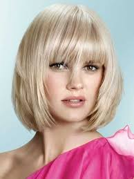 rounded layer haircuts bob cuts for round faces short hairstyles 2016 2017 most