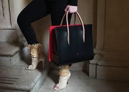 louboutin u0027s perfect paloma bag what size is right for you