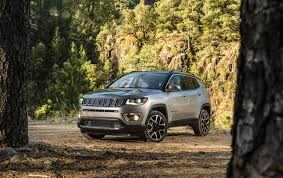 orange jeep compass 2017 jeep compass launched in la new small suv for growing jeep