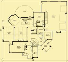 great floor plans single story house plans 2 bedroom home with great views