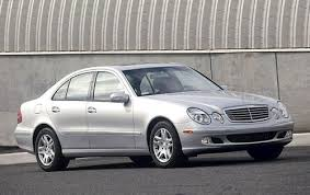 used 2006 mercedes e class for sale pricing features
