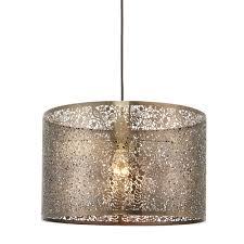 brushed brass light fixtures endon lighting secret garden ceiling light shade only in antique