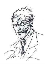 sketch jim lee x3 about faces