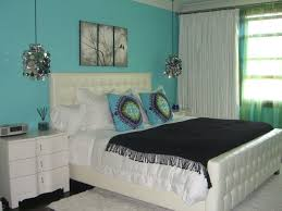 Small Master Bedroom With King Size Bed Cool Teenager And Master Bedroom Design Ideas With Turquoise