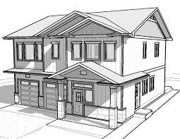 simple car drawings house sketch building plans online 43649