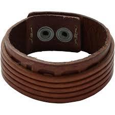 fossil steel leather bracelet images Men leather bracelet the bracelet collections jpg