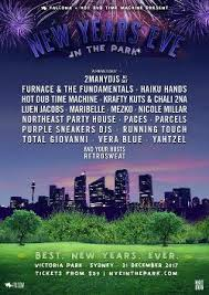 iwannaticket nye in the park 2017